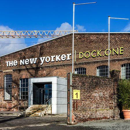 Dock.One Location Nachhaltig vegan leben FairGoods Veggienale Öko Köln