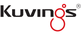 Logo kuvings Veggienale Haushalt Mixer