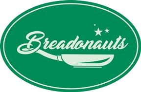 Breadonauts Logo Veggienale vegan glutenfrei