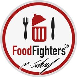 Food Fighters Logo FairGoods gegen Lebensmittelverschwendung
