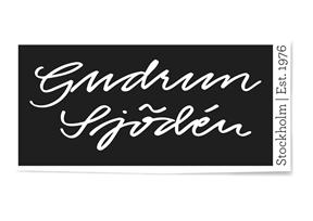 Gudrun Sjöden Logo FairGoods naachhaltige faire Mode Naturtextilien