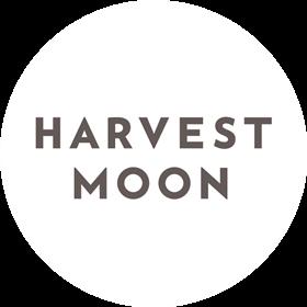 Logo Harvest Moon veganer Joghurt