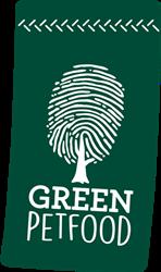 Logo Green Petfood Veggienale vegetarische Hundenahrung