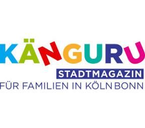 Logo Känguru Magazin FairGoods Köln