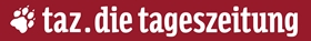 taz die Tageszeitung Logo FairGoods